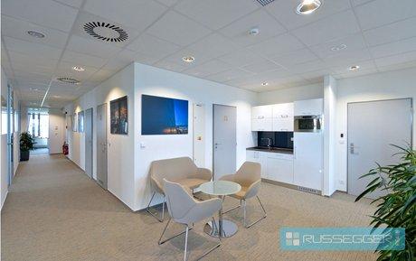 Prodej komerčních prostor v objektu AZ Tower, CP 230 m², Ev.č.: 29413