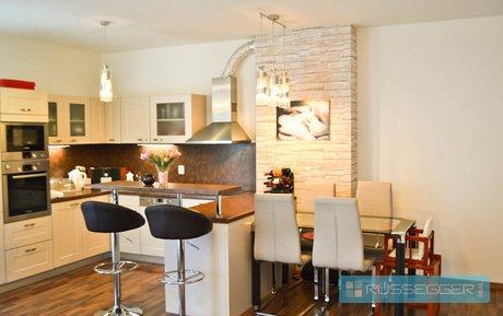 Prodej novostavba byt 3+kk s 2 terasami, 77 m² Brno - Bystrc, Ev.č.: 20944