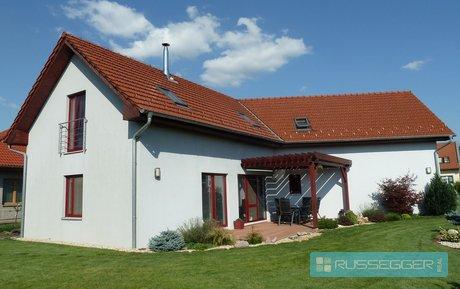 Prodej novostavby rodinného domu, CP 215 m², Ev.č.: 21194-1