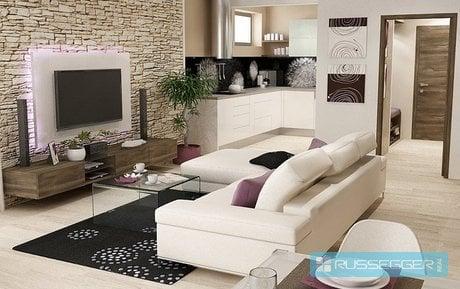 Prodej, novostavba byt 2+kk s terasou a parkovacím stáním ,CP 100 m²  Hrušovany u Brna, Brno - venkov, Ev.č.: 28324