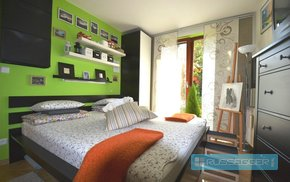 Prodej, novostavba bytu 3+kk s okrasnou terasou, Rajhrad u Brna, Ev.č.: 28688