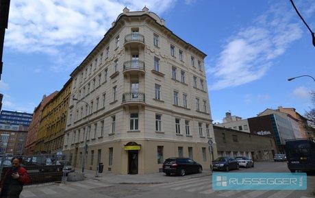 Prodej obchodní, kancelářské prostory (možnost lékařské ordinace) o výměře 168 m2 s výlohou, Brno - Ponava, Ev.č.: 29016