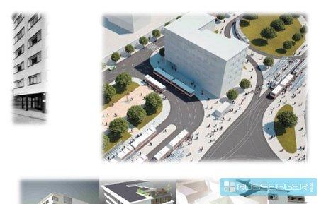 Projekt, Mendlovo náměstí: Nově zrekonstruovaný polyfunkční dům Mendlovo náměstí, Brno - město, Ev.č.: 29211