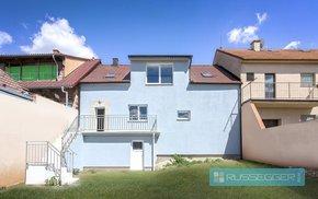 Prodej, rodinný dům 166 m² s garáží a zahradou, 1194 m², obec Čebín, Brno - venkov, Ev.č.: 29309