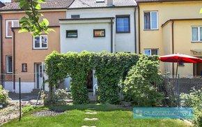 Prodej, řadový RD 5+kk ve výborném technickém stavu se zahradou, Brno - Řečkovice, Ev.č.: 29376