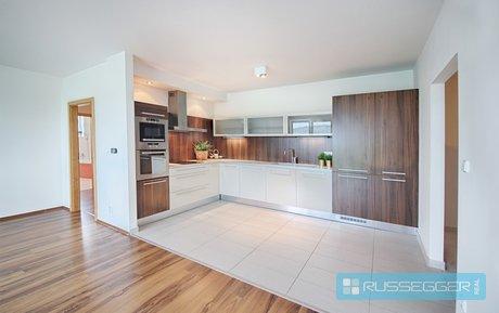 Prodej, Byty 3+kk, 82m² s balkonem a výhledy - Rosice, Ev.č.: 29441