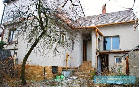 Prodej, Rodinný dům,  ZP 80 m²,  malá zahrada, klidné místo Brno - Soběšice, Ev.č.: 29447