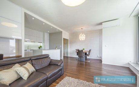 Prodej, Novostavba bytu 3+kk, UP=96,3m², 2x parkovací stání, sklep, terasa - Brno - Líšeň, Ev.č.: 29467