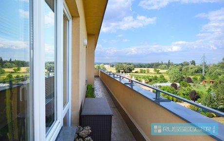 Prodej exkluzivního bytu 3+kk s terasou + 2 garáže, 140m² - Brno, Ev.č.: 29479