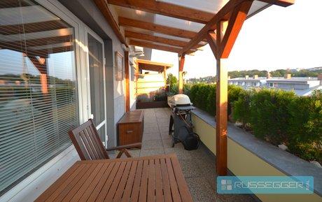 Prodej bytu 3+kk s terasou, klimatizací  a úžasným výhledem, Ev.č.: 29484