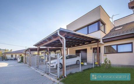 Prodej RD 5+kk, Rajhrad, garáž a parkovací stání na pozemku, terasa, lodžie, zahrada, Ev.č.: 29496