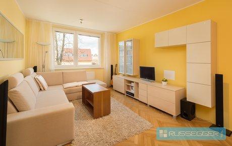 Prodej bytu 3+1, 75 m2 v OV, s balkonem a garáží, Brno - Ostopovice, Ev.č.: 29506
