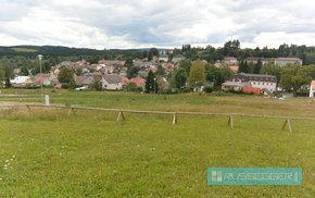 Prodej stavebního pozemku 2804m2 s nádherným výhledem, v oblíbené lokalitě Vysočiny - Svratka, Ev.č.: 29564