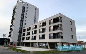 Pronájem vybaveného bytu 2+kk, 55,6 m², novostavba, Brno - Slatina, Ev.č.: 29574