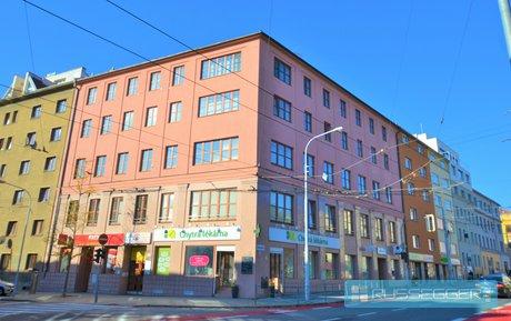 Pronájem bytu 3+1, 95m2, v centru města Brna na ulici Slovákova, Ev.č.: 29582
