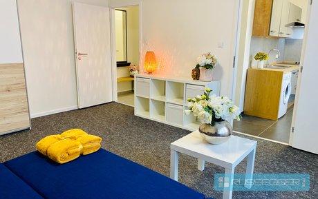 Pronájem nového bytu 1+1, 40m2, ulice Polní, Brno - Štýřice, Ev.č.: 29616
