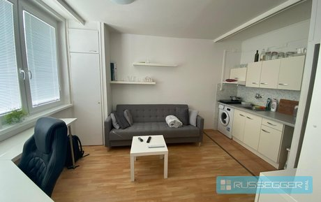 Pronájem bytu 1+1 v klidné městské části Brno-Kohoutovice s balkónem., Ev.č.: 29621