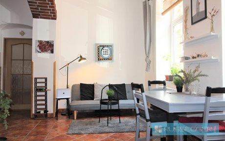 Pronájem bytu 2+kk 45m2, Brno - Veveří, Ev.č.: 29622