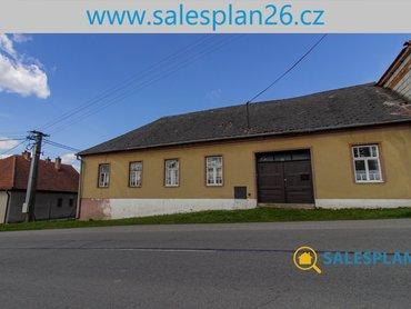 Prodej domu Okrouhlá
