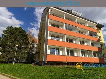 Prodej bytu  3+1, ul. Heyrovského (80m²)