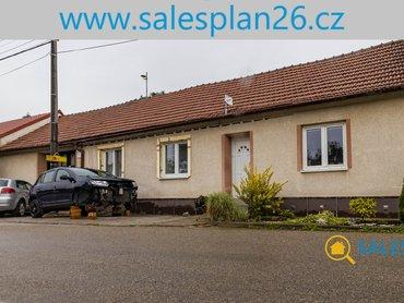 Prodej domu 134 m², pozemek 784 m²