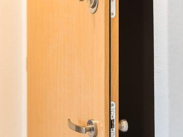 Vstup. dveře