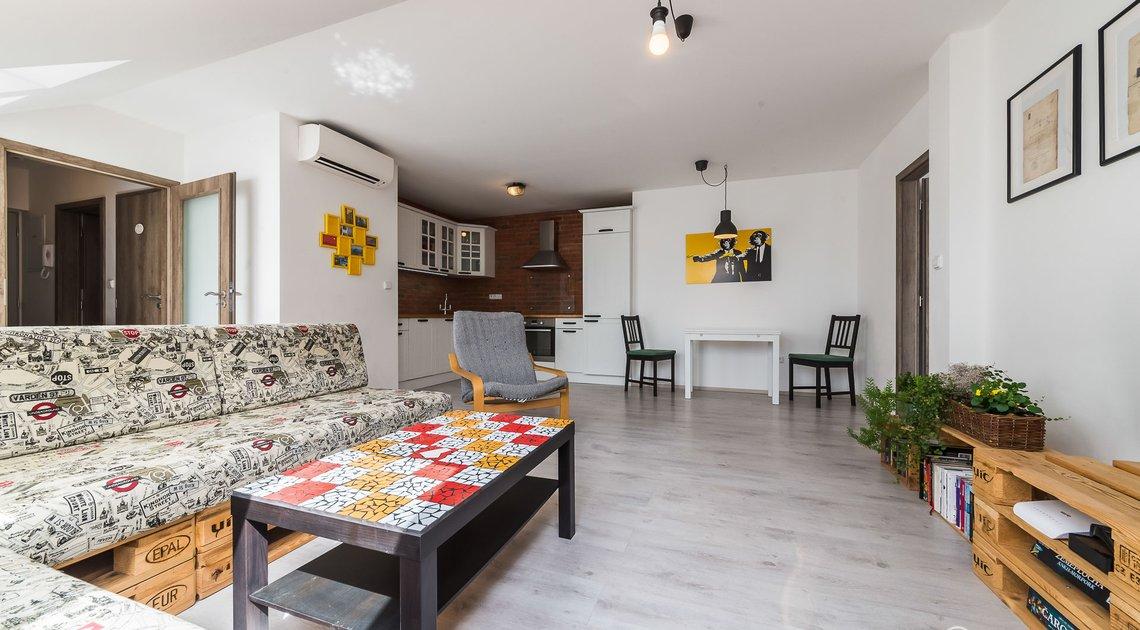 Obývací pokoj I