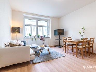 Prodej bytu Praha Belgická