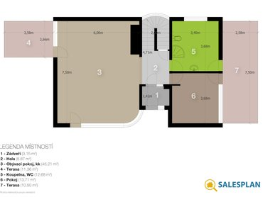 2D-layout 1np