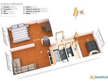 Prodej bytu 3kk Staré Brno