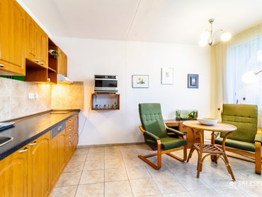 Prodej bytu 1+kk, Jílovská