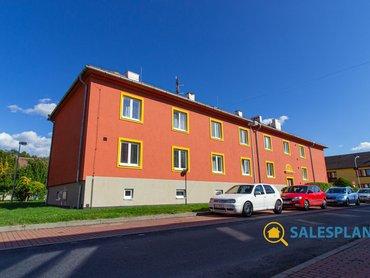 Prodej bytu 2+1, Moravská
