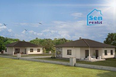 Prodej novostavby rodinného domu 4+kk, Dětmarovice, Ev.č.: 03169