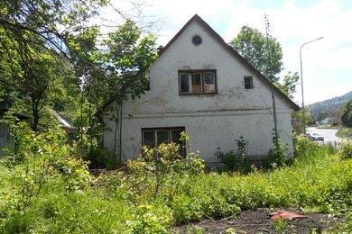 Prodej rodinného domu 3+1, Zlaté Hory, ul. Krnovská, Ev.č.: 03231