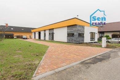 Prodej novostavby rodinného domu 3+kk, Albrechtice, Ev.č.: 03246