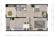byt projekt4 Hradištní