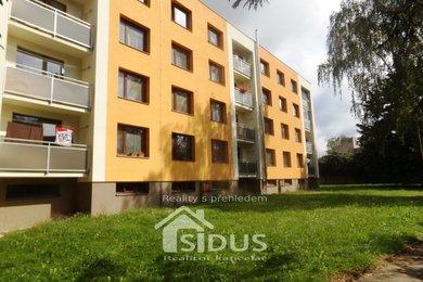 Prodej bytu 2+1, Choceň, Podhomolí, Ev.č.: 00114