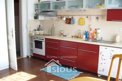 Pronájem bytu 3+kk v rodinném domě ve Vysokém Mýtě, Ev.č.: 00130
