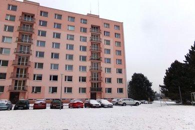 Pronájem bytu 2+1, Ústí nad Orlicí, ul. U Hřiště, Ev.č.: 00133