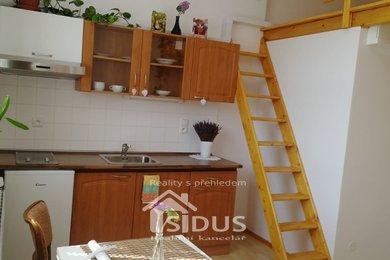 Pronájem zděného bytu 1+kk, ul. Teplého, Pardubice, Ev.č.: 00137