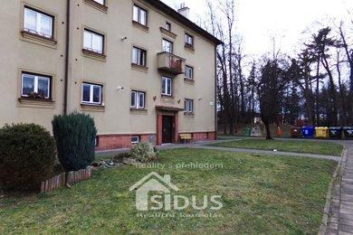 Prodej zděného bytu o velikosti 2+1 s garáží v Chocni, Ev.č.: 00140