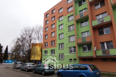 Prodej bytu o velikosti 1+1 s balkonem, Ústí nad Orlicí, ul. Nová, Ev.č.: 00144