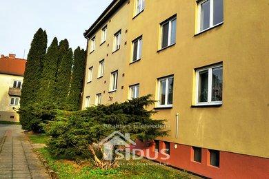 Pronájem zděného bytu 3+1, Vysoké Mýto, Odbojářská ul., Ev.č.: 00157