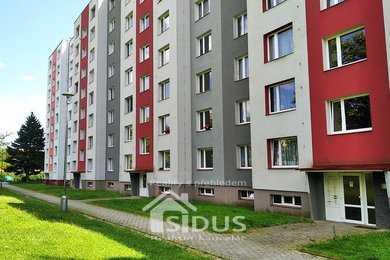 Pronájem bytu 2+1, Vysoké Mýto. ul. Ležáků, Ev.č.: 00158