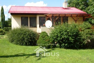 Prodej rodinného domu  se zahradou , Česká Rybná u Proseče., Ev.č.: 00161