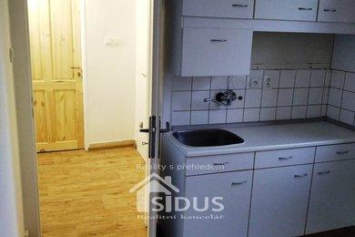 Pronájem bytu 1+1 v centru Žamberku, Ev.č.: 00163