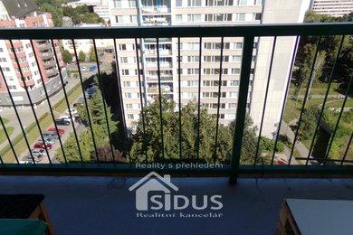 Prodej bytu 1+1 s velkou lodžií , Pardubice, nábřeží Závodu míru, Ev.č.: 00167