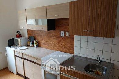 Pronájem zděného bytu 2+1, Choceň, Ev.č.: 00168