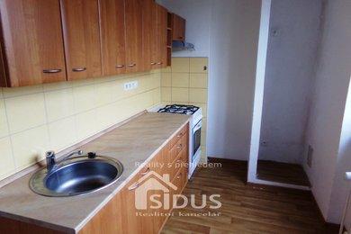 Pronájem zděného bytu 3+1 s balkonem, Litomyšl, Dukelská ul., Ev.č.: 00171
