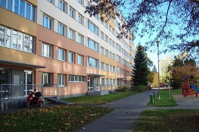 Prodej slunného  bytu 4+1, Pardubice, Polabiny II., Ev.č.: 00040